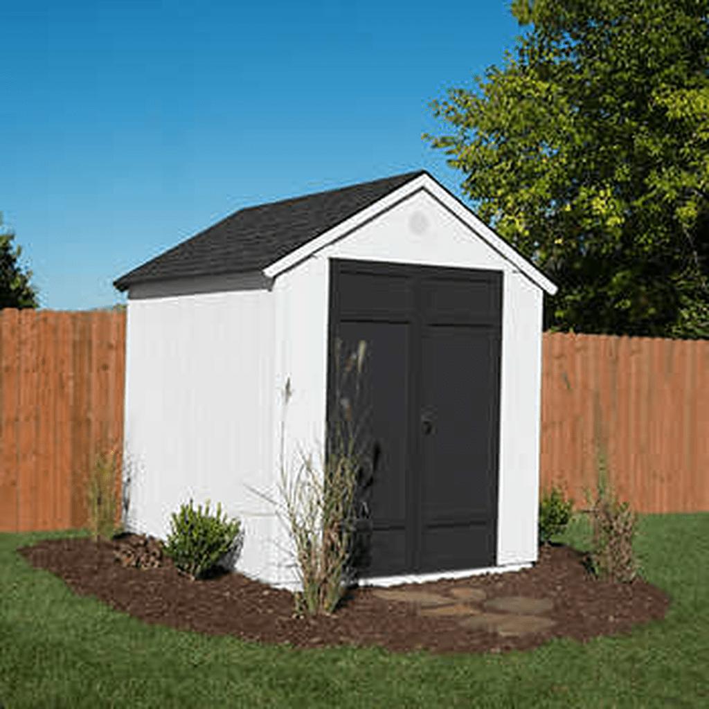 Awesome Backyard Storage Sheds Design Ideas 06