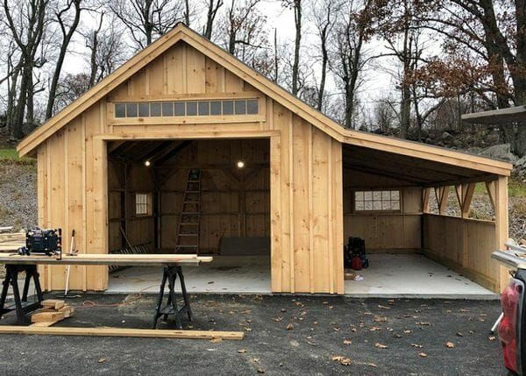 Awesome Backyard Storage Sheds Design Ideas 20