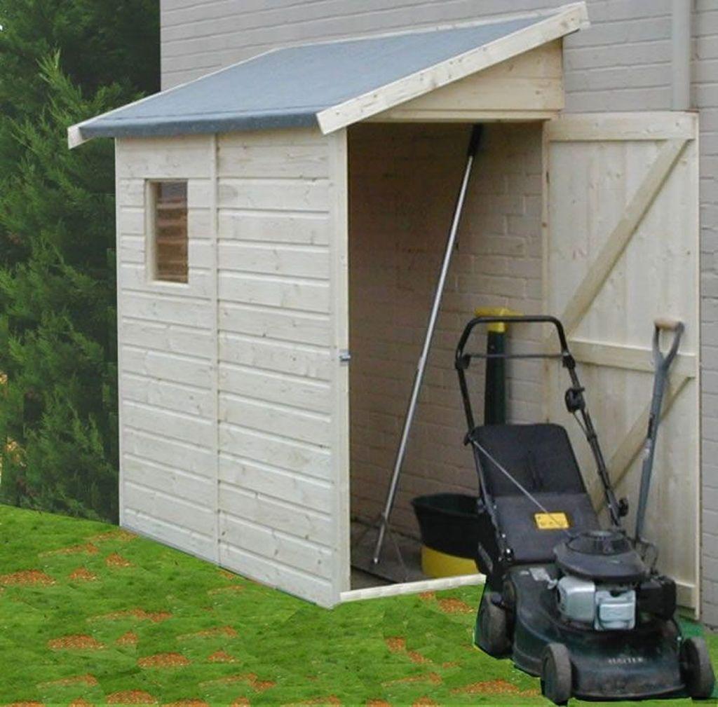 Awesome Backyard Storage Sheds Design Ideas 31