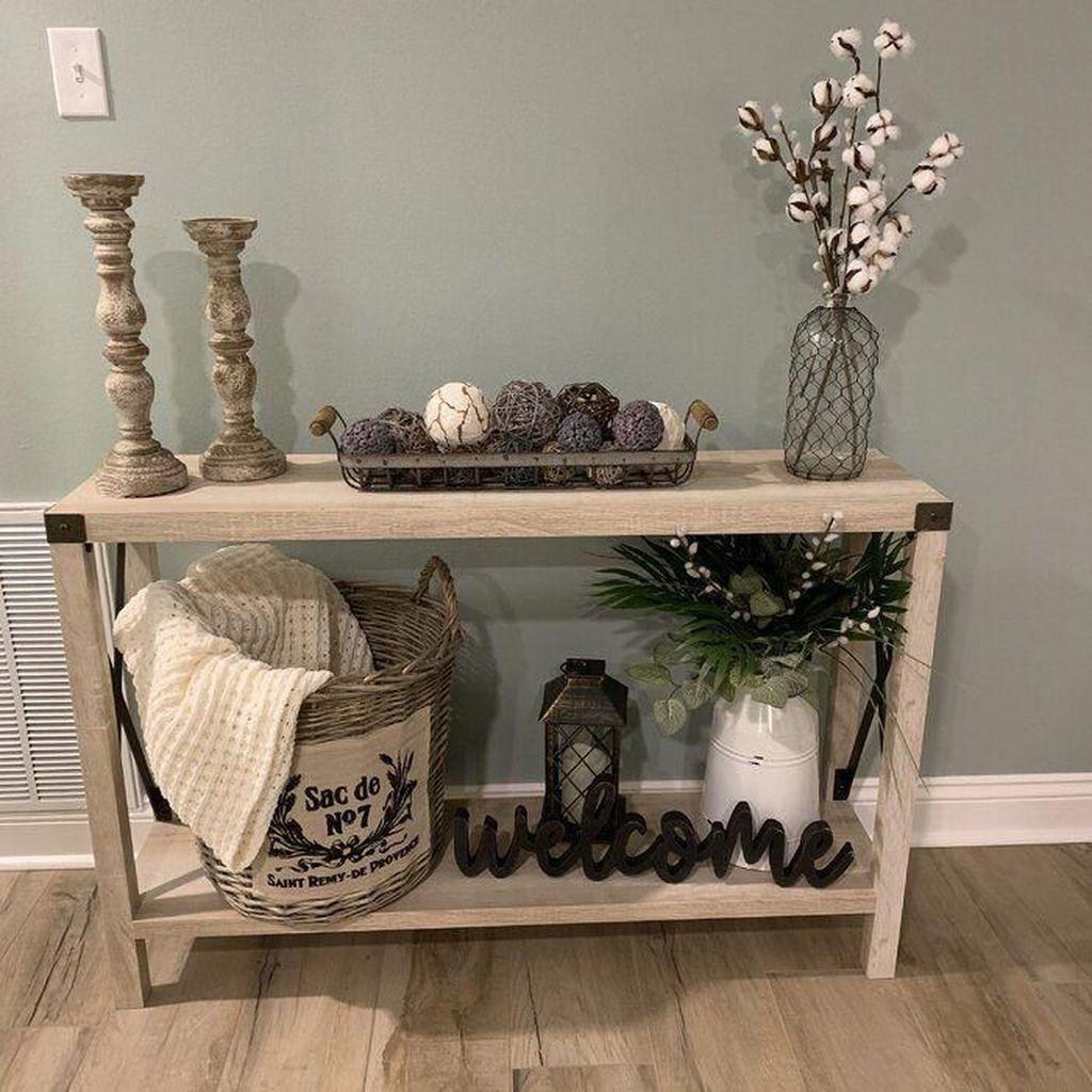 Beautiful Farmhouse Spring Table Decor Ideas 27