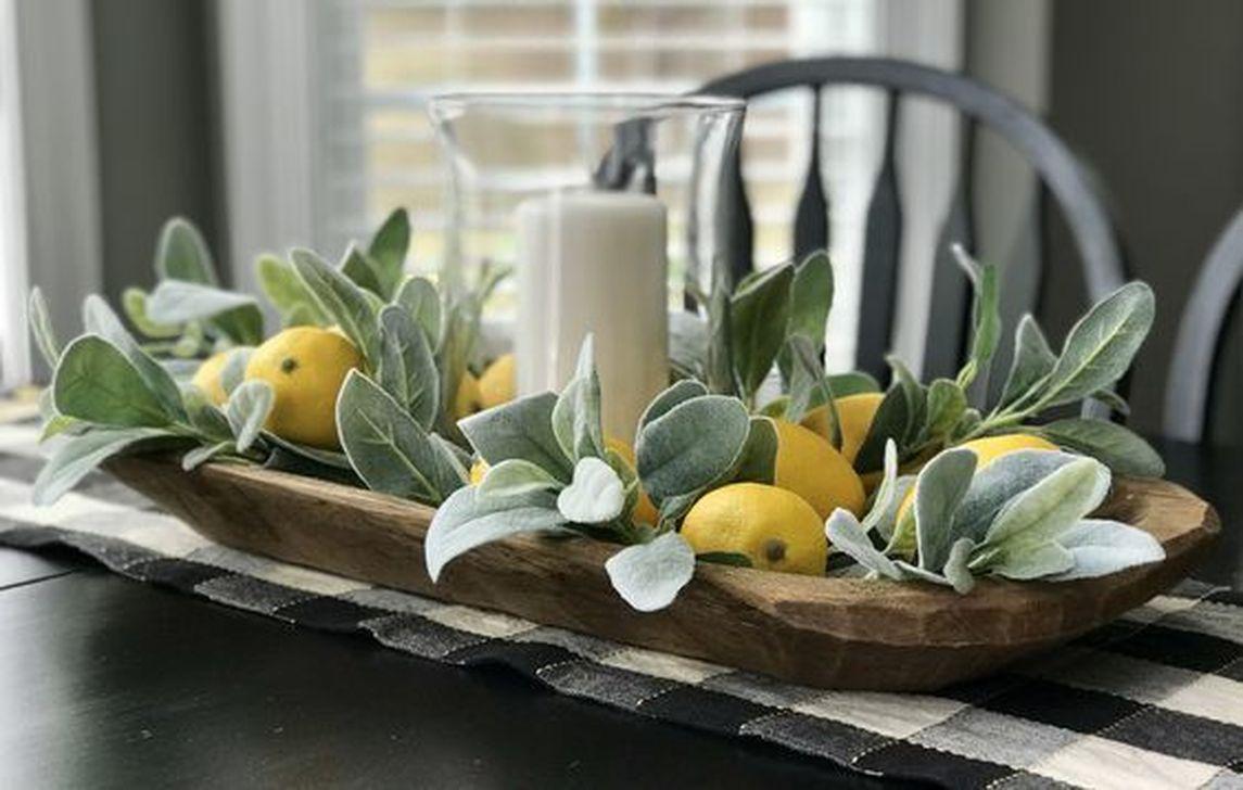 Beautiful Farmhouse Spring Table Decor Ideas 32