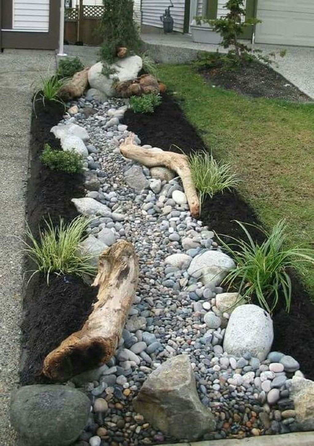 Best Rock Garden Landscaping Ideas You Should Try 02