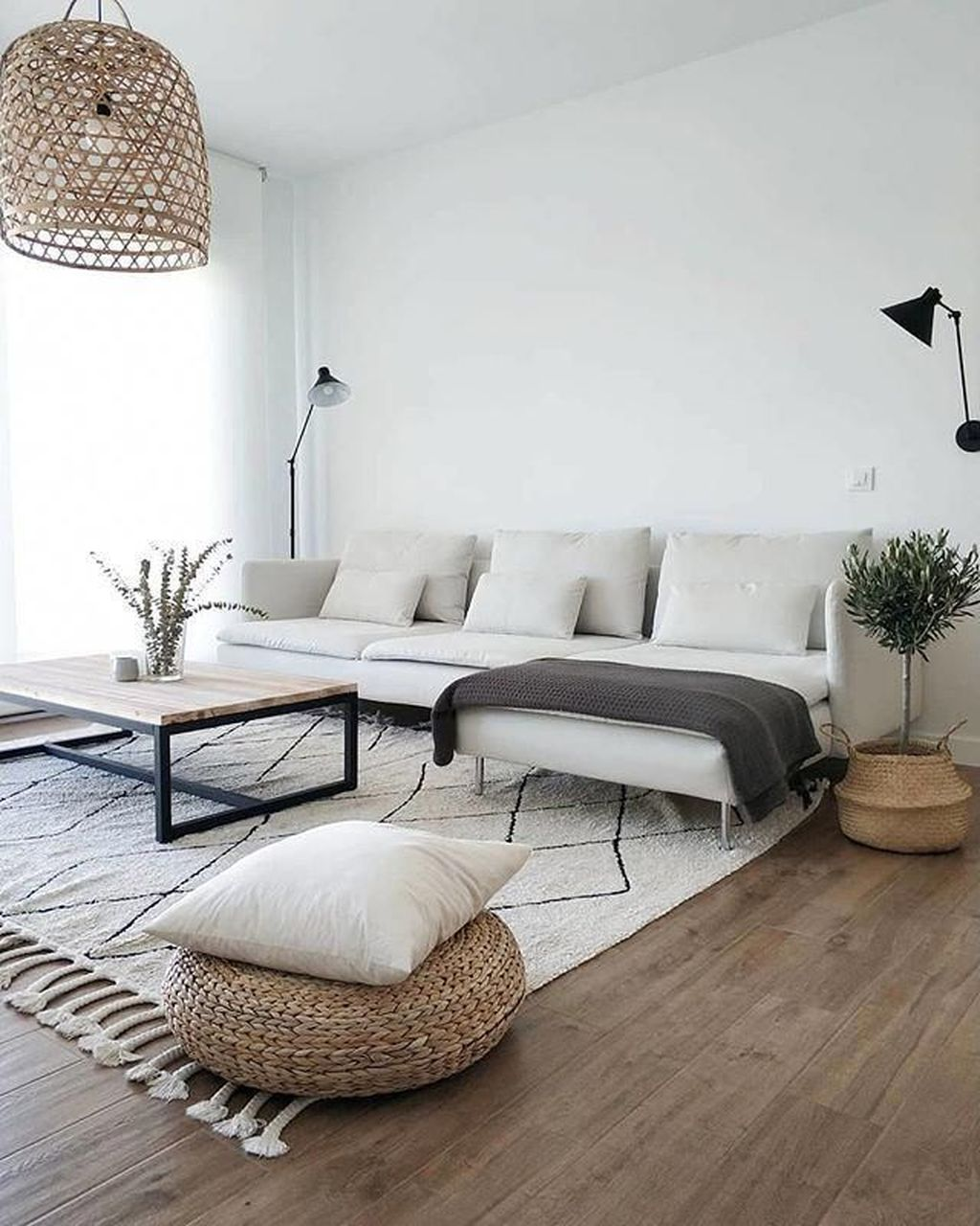 Best Scandinavian Interior Design Ideas For Small Space 16