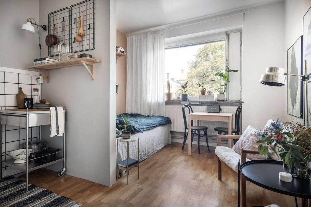 Best Scandinavian Interior Design Ideas For Small Space 17