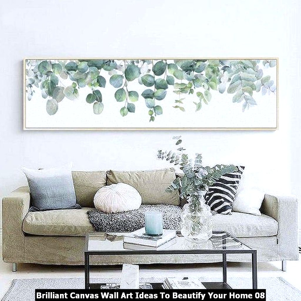 Brilliant Canvas Wall Art Ideas To Beautify Your Home 08