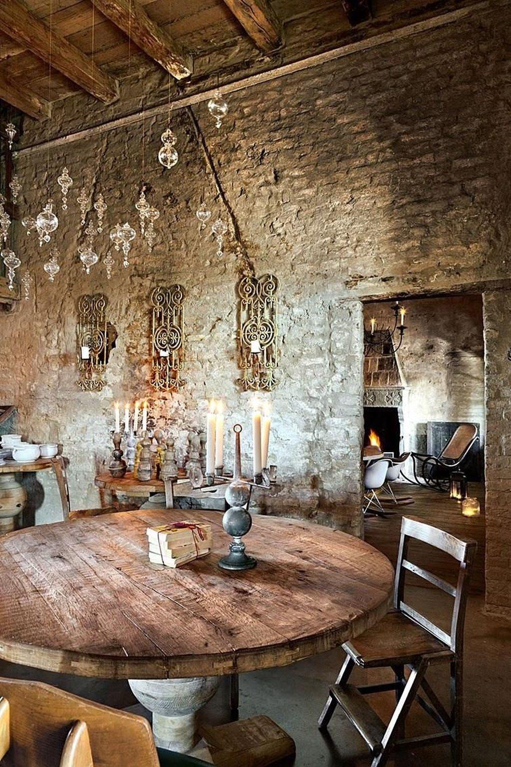 Fabulous Rustic Italian Decor Ideas For Your Home 13