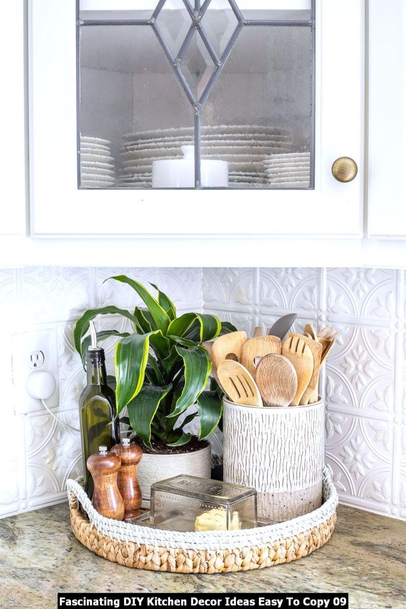Fascinating DIY Kitchen Decor Ideas Easy To Copy 09