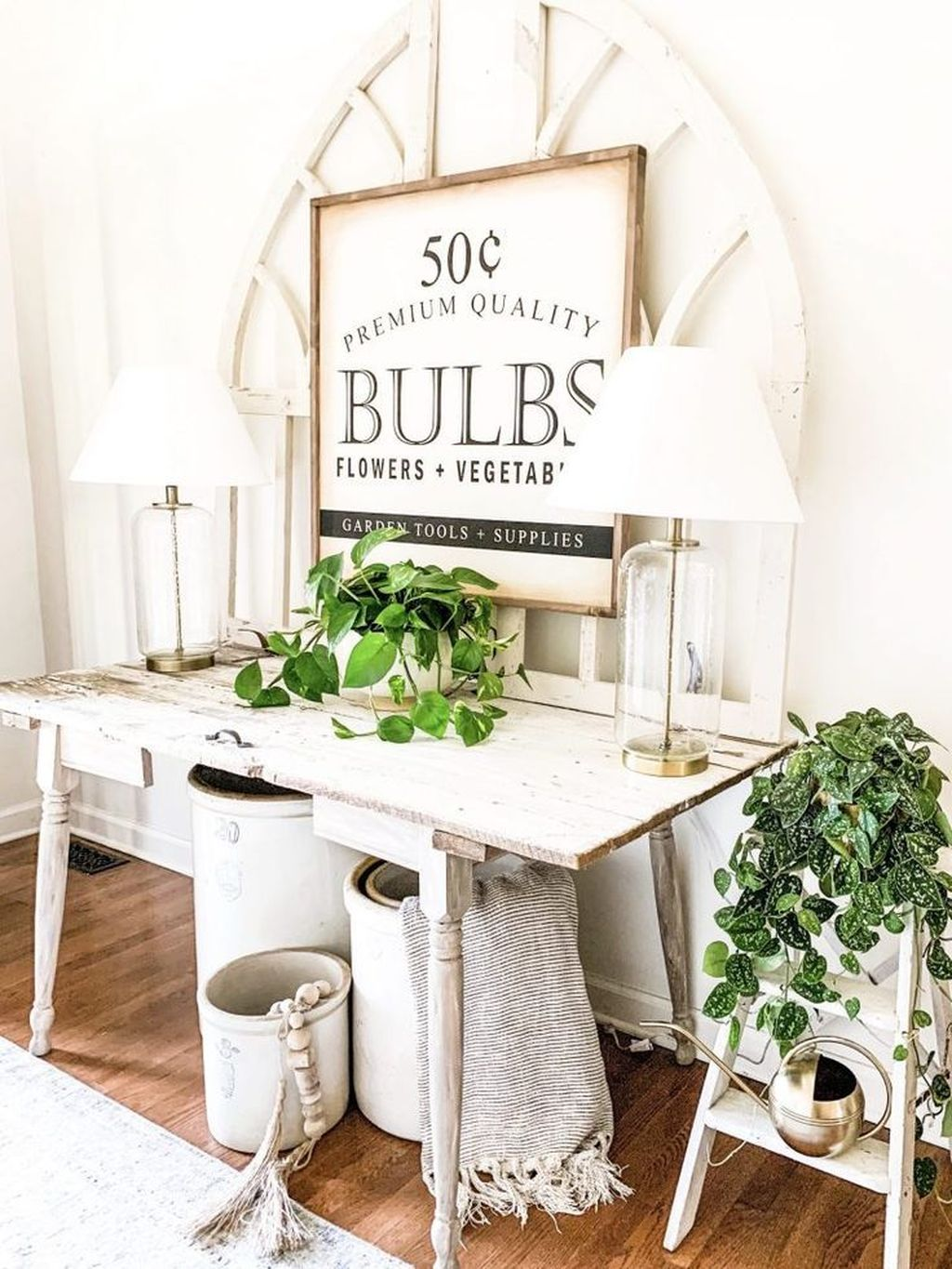 Fascinating Spring Farmhouse Decor Ideas You Should Copy 17