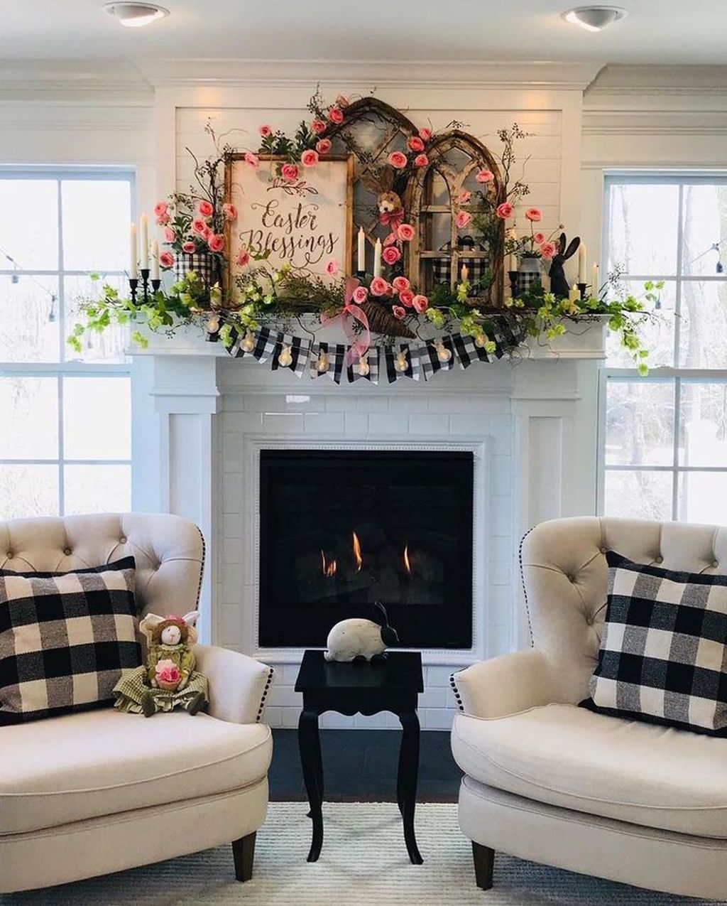 Fascinating Spring Farmhouse Decor Ideas You Should Copy 29
