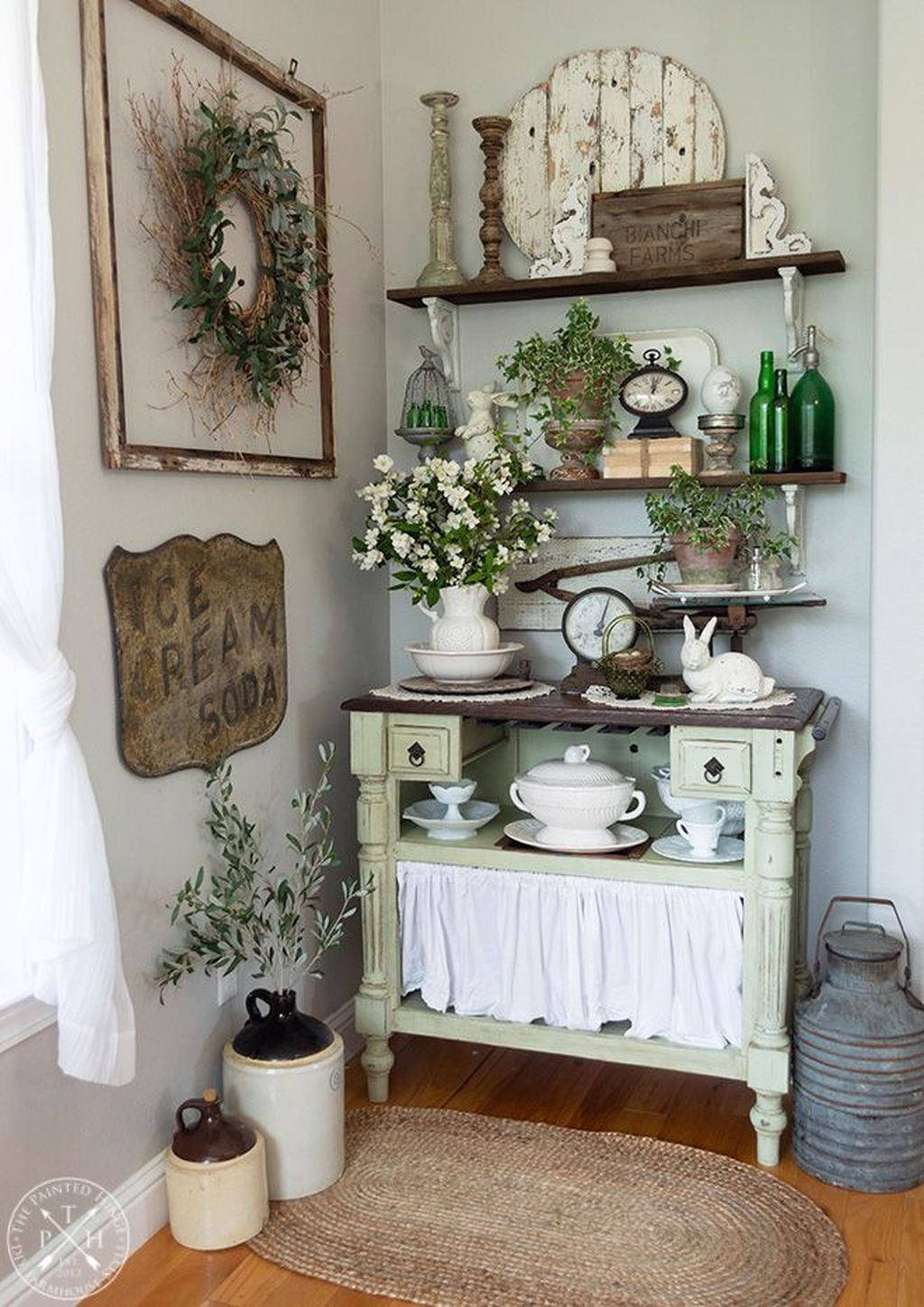 Fascinating Spring Farmhouse Decor Ideas You Should Copy 31