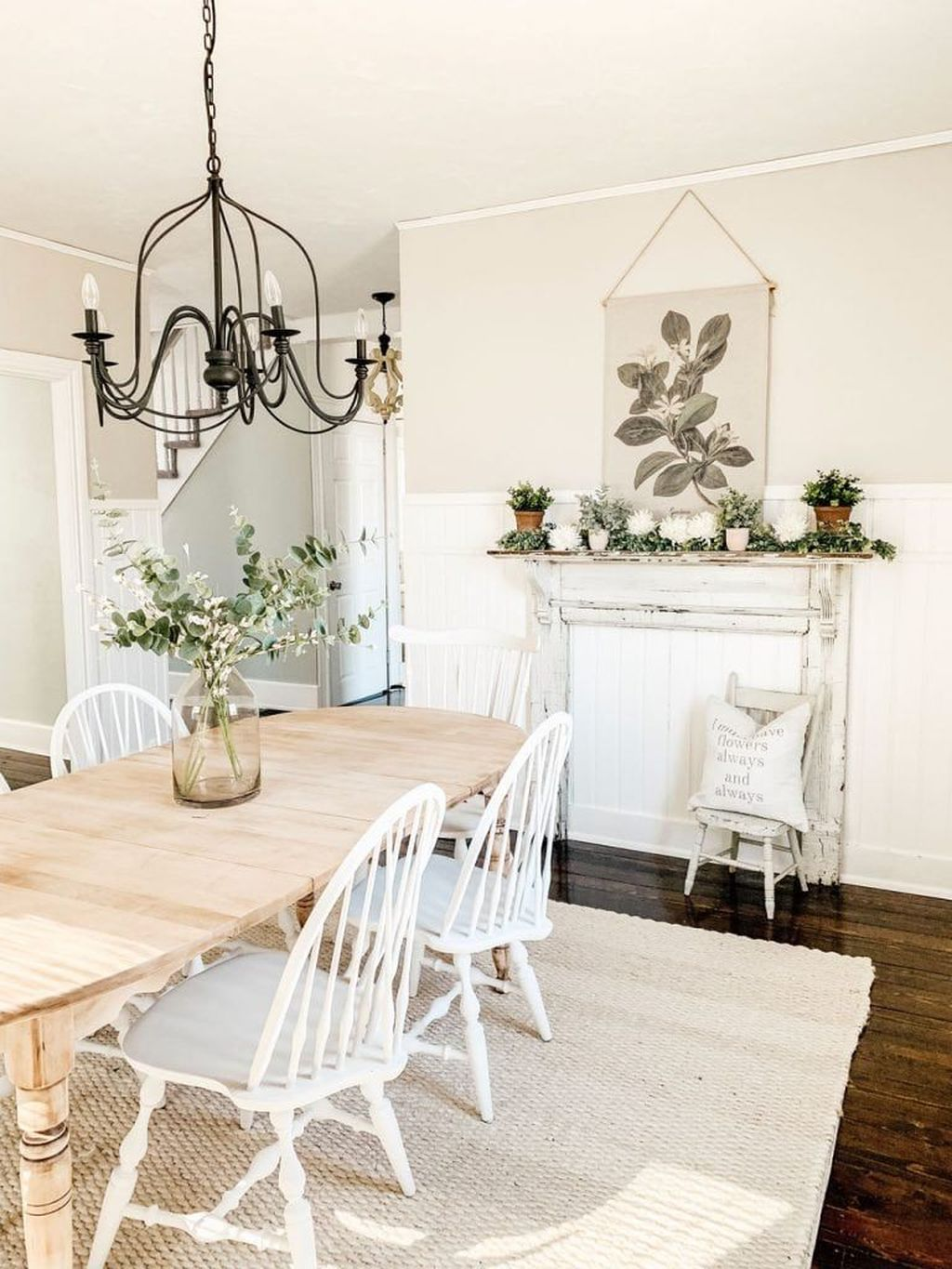 Fascinating Spring Farmhouse Decor Ideas You Should Copy 32