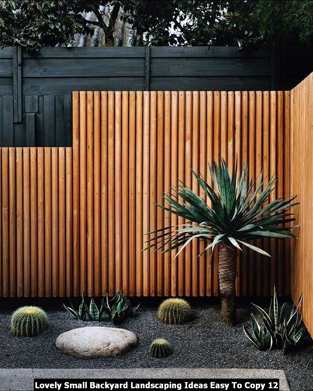 Lovely Small Backyard Landscaping Ideas Easy To Copy 12