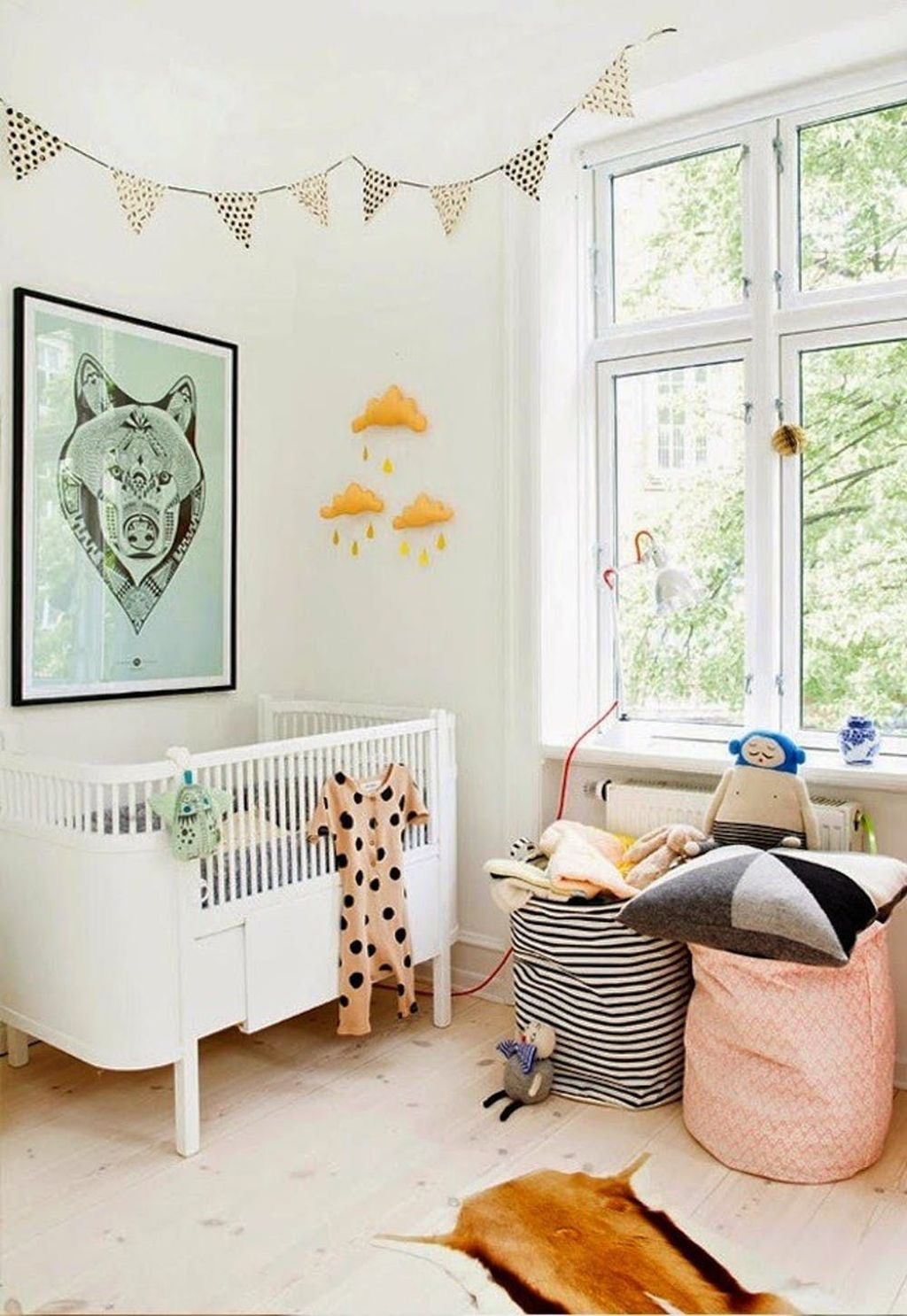 Nice Spring Scandinavian Decor Ideas To Beautify Your Home 16