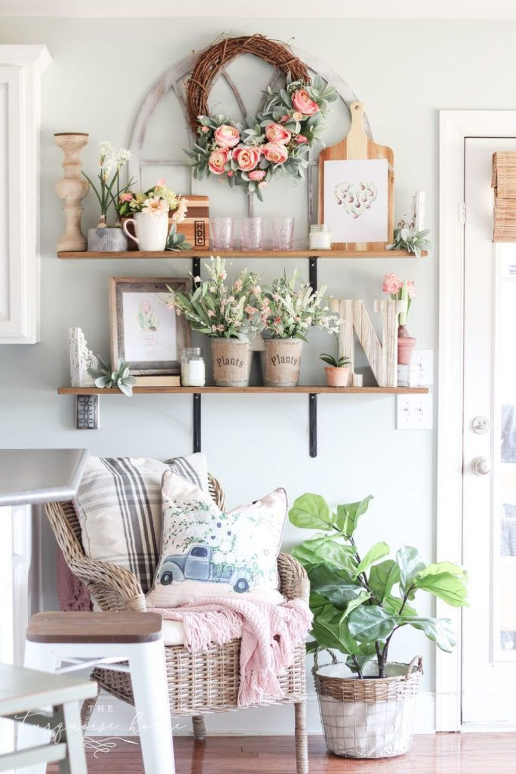 Nice Spring Scandinavian Decor Ideas To Beautify Your Home 21