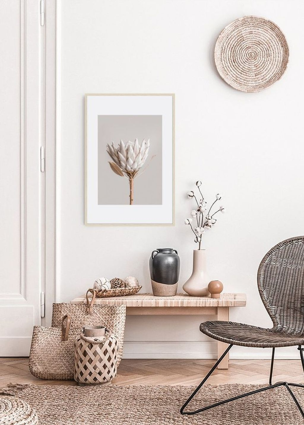 Nice Spring Scandinavian Decor Ideas To Beautify Your Home 22
