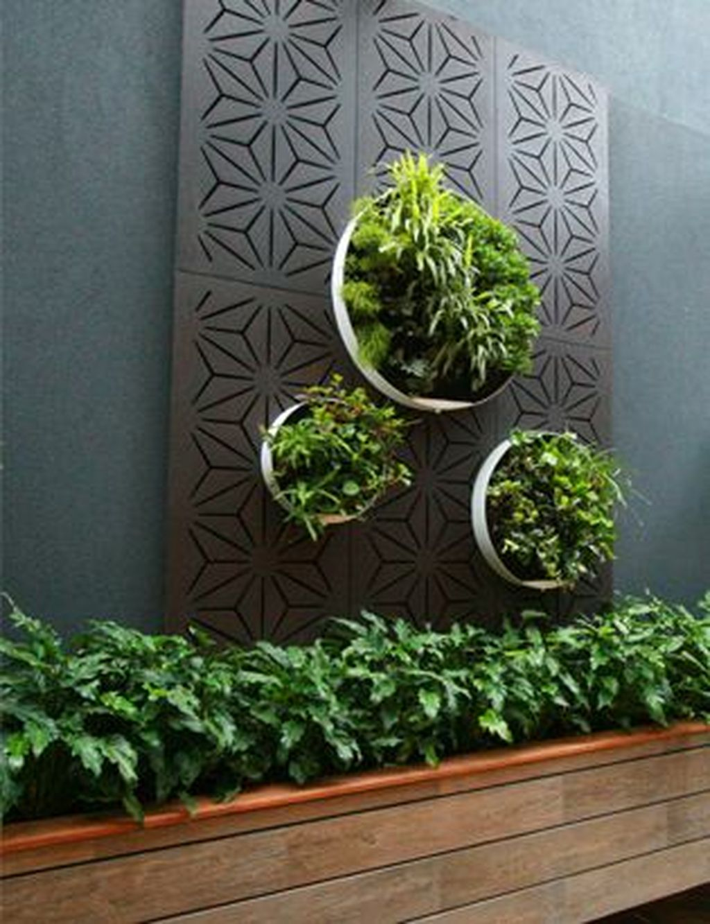 Popular Vertical Garden Wall For Outdoors Decor 06
