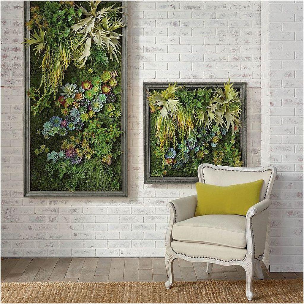 Popular Vertical Garden Wall For Outdoors Decor 18