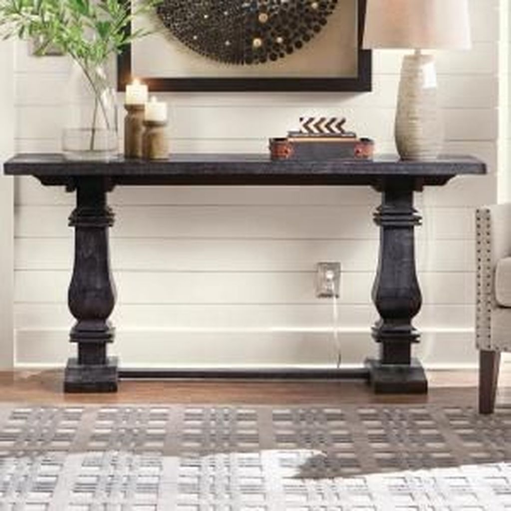 Stylish Console Table Design Ideas You Must Have 16