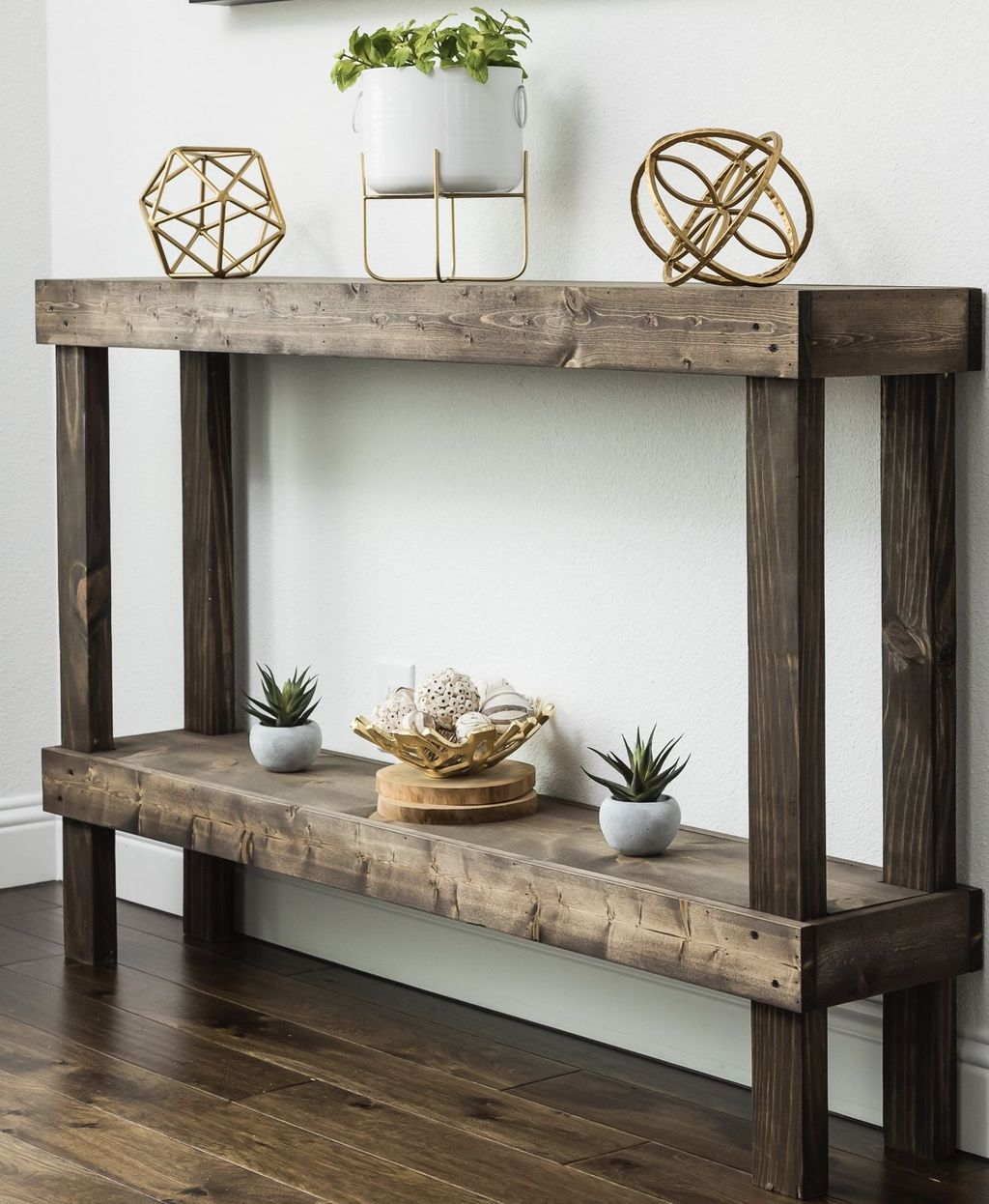 Stylish Console Table Design Ideas You Must Have 35