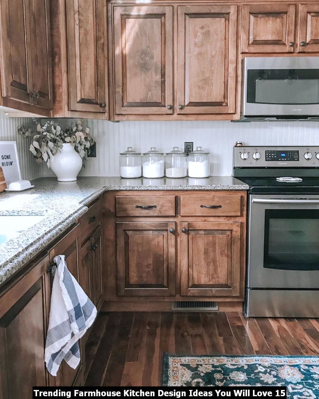 Trending Farmhouse Kitchen Design Ideas You Will Love 15