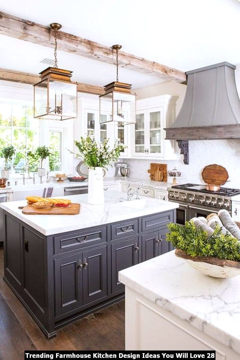 Trending Farmhouse Kitchen Design Ideas You Will Love 28