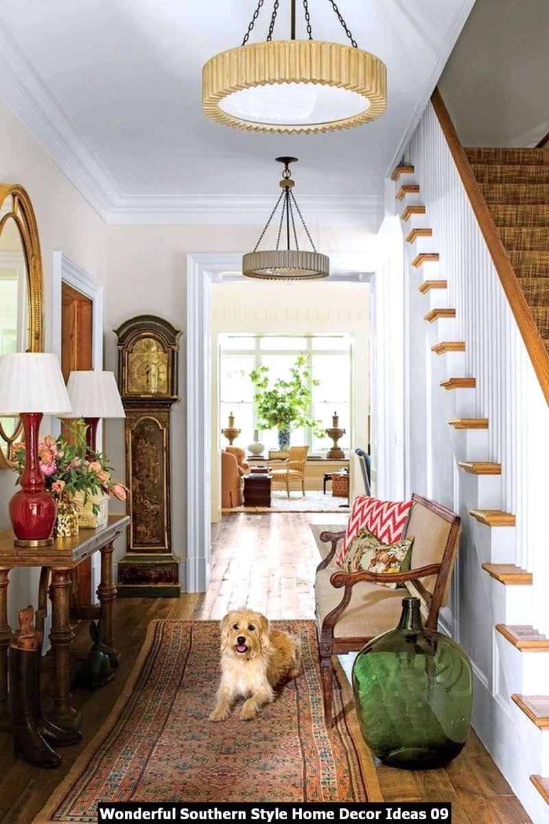 Wonderful Southern Style Home Decor Ideas 09