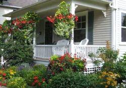 Wonderful Summer Front Yard Decor Ideas 12