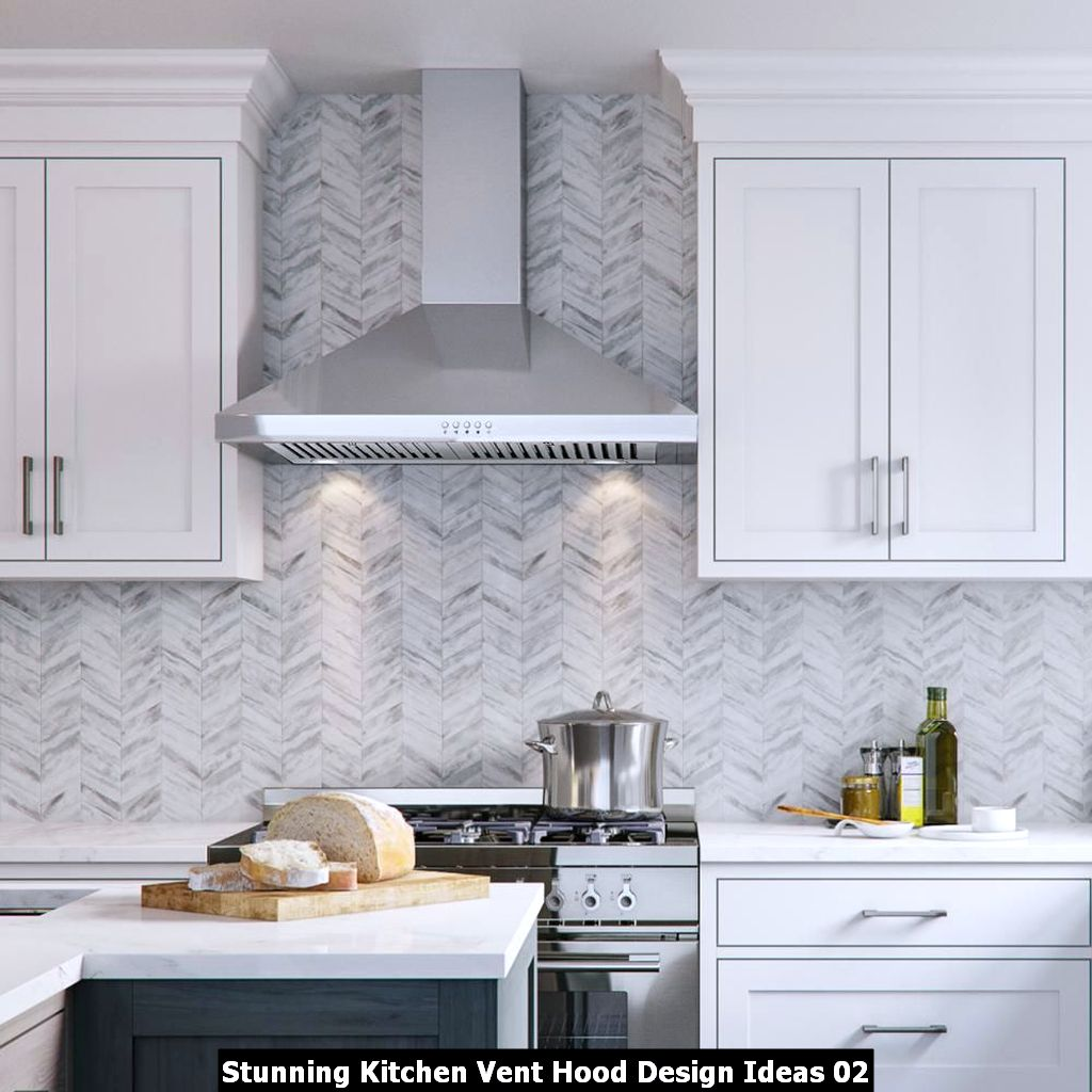 Stunning Kitchen Vent Hood Design Ideas 02