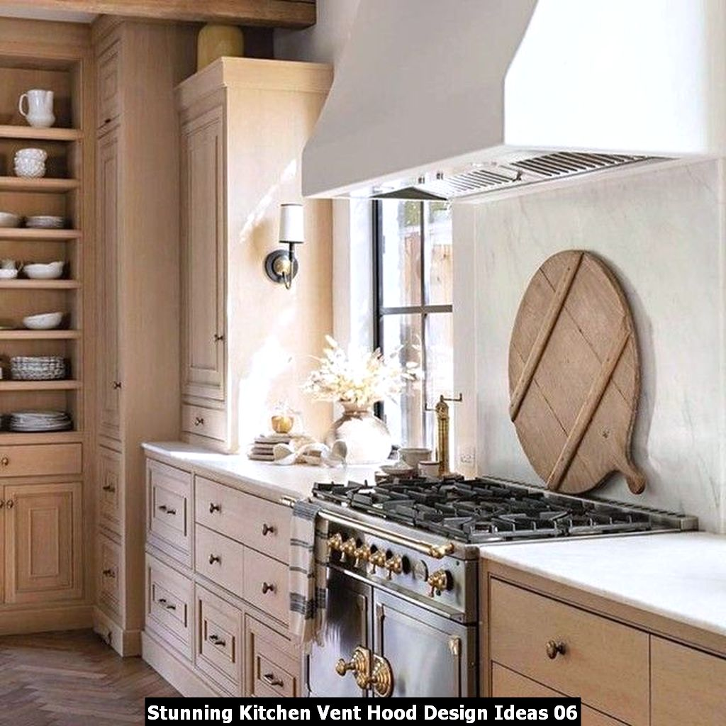 Stunning Kitchen Vent Hood Design Ideas 06
