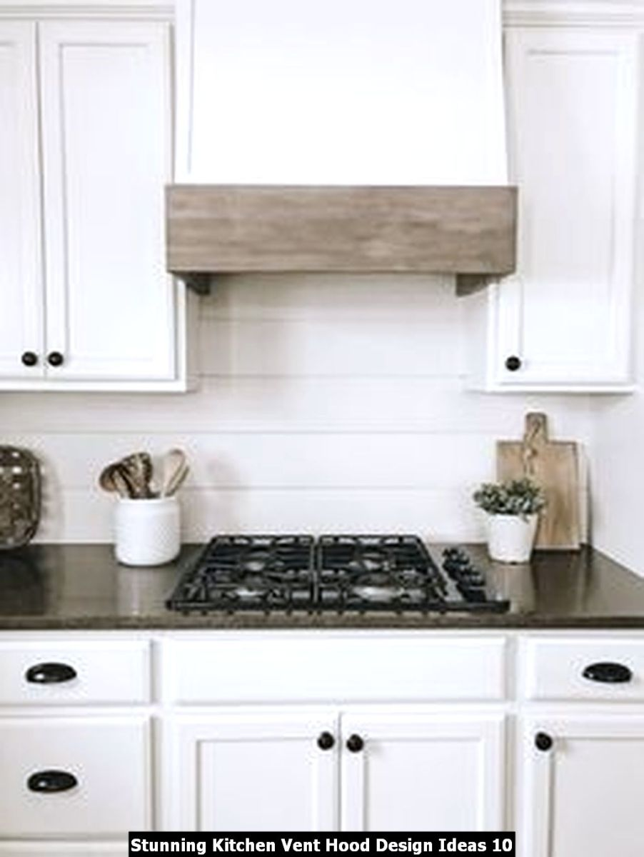 Stunning Kitchen Vent Hood Design Ideas 10