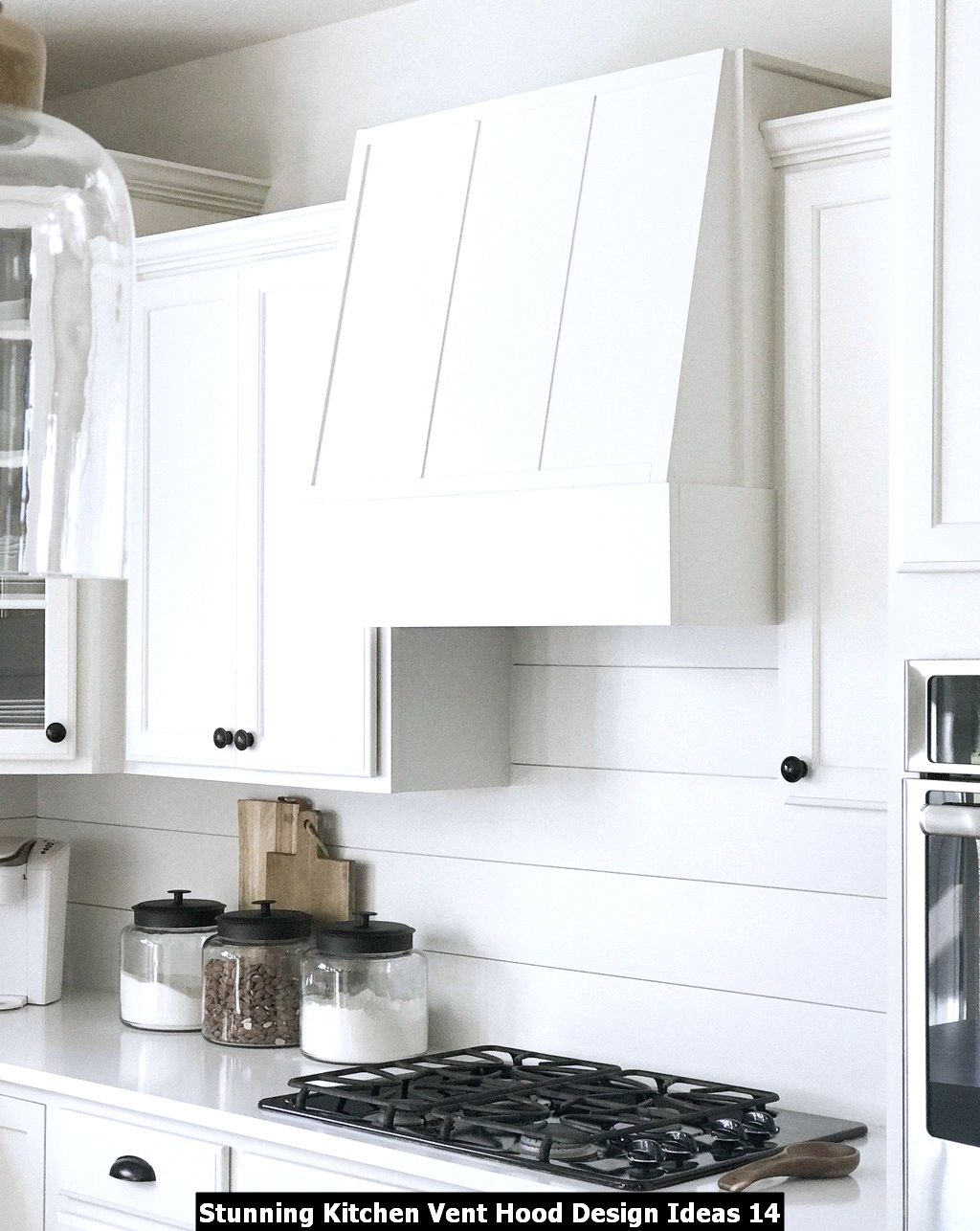 Stunning Kitchen Vent Hood Design Ideas 14