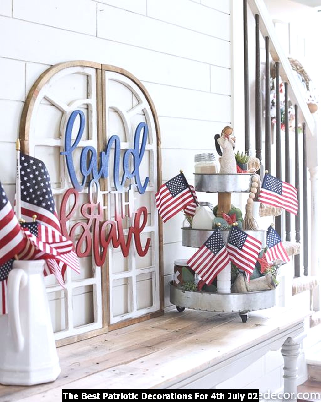 The Best Patriotic Decorations For 4th July 02