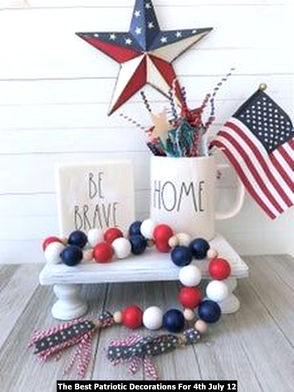 The Best Patriotic Decorations For 4th July 12