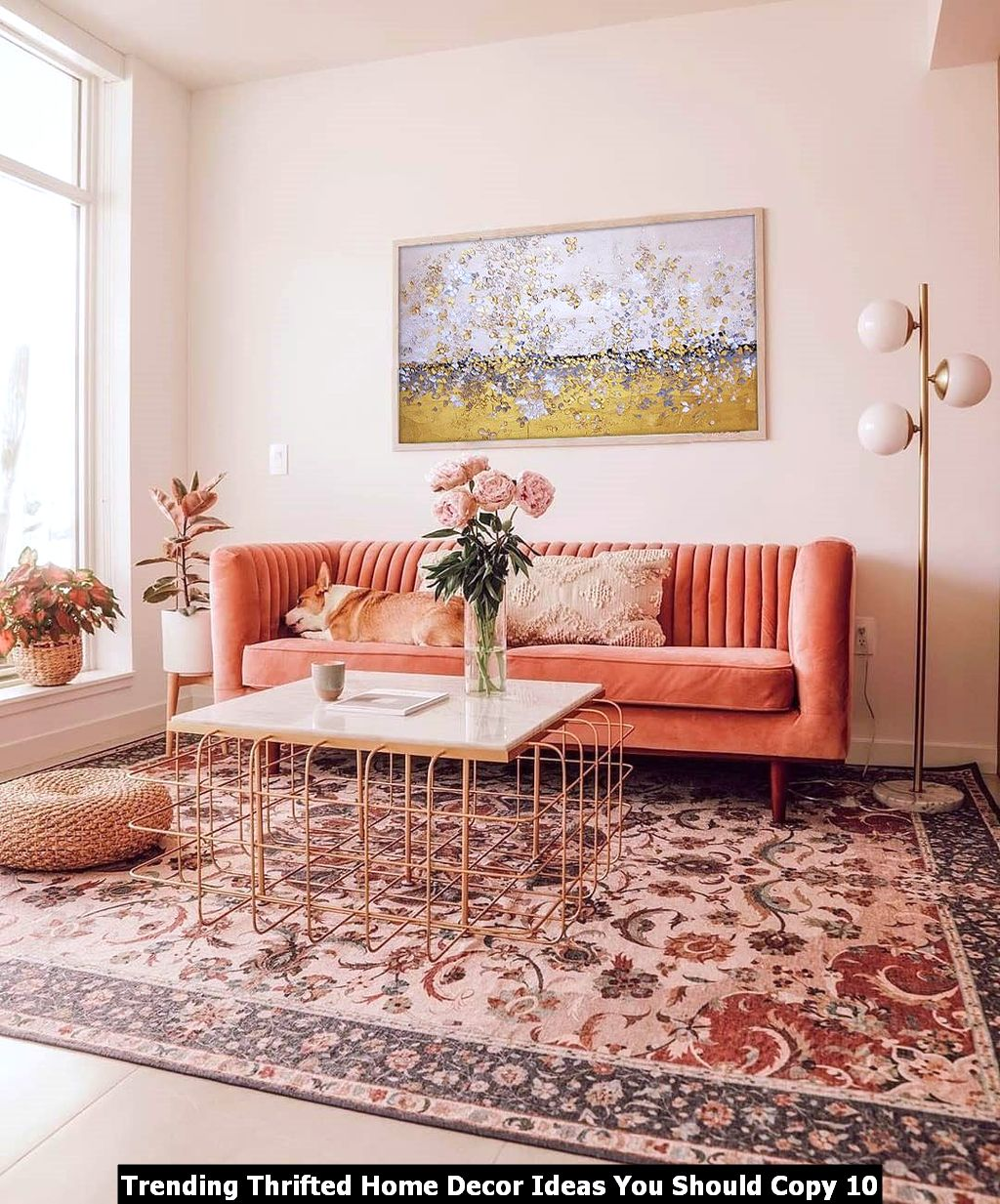 Trending Thrifted Home Decor Ideas You Should Copy 10