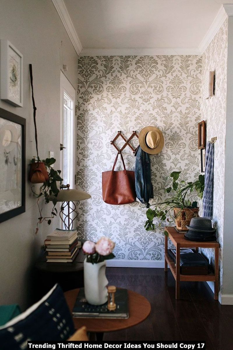 Trending Thrifted Home Decor Ideas You Should Copy 17