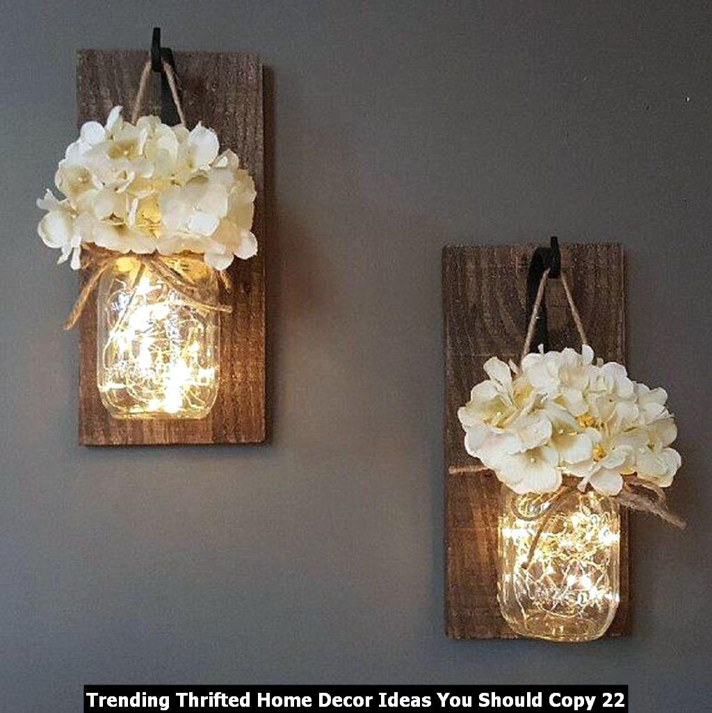 Trending Thrifted Home Decor Ideas You Should Copy 22