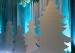DIY Winter Wonderland Christmas Decorations