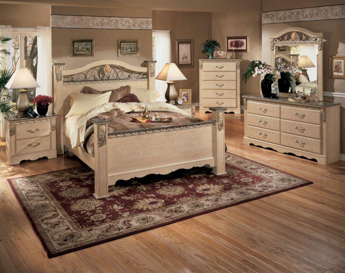 Ashley Furniture Bed Set
