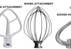 Kitchenaid Mixer Paddle Attachment