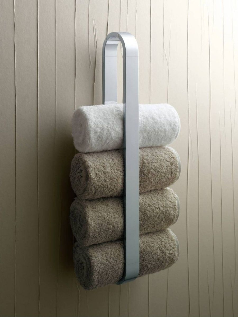 Bathroom Towel Hanging Ideas