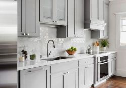 Grey Kitchen Cabinet Colors