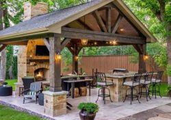 Backyard Outdoor Kitchen Ideas