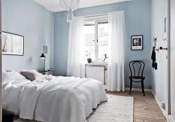 Light Blue Bedroom Walls