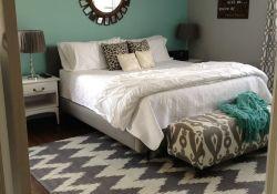 Teal Bedroom Decor