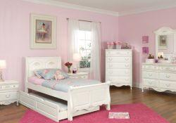 Girls Full Bedroom Set