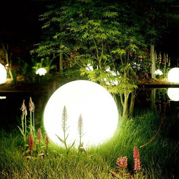 Decorative Garden Lights Solar Powered