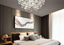 Bedroom Crystal Chandelier