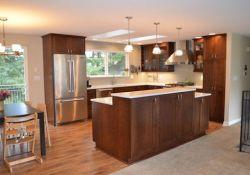 Split Level Kitchen Remodel