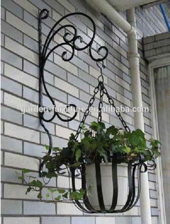 Wrought Iron Garden Decor