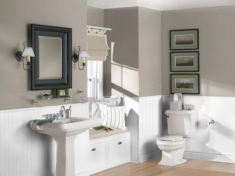 Neutral Bathroom Colors